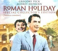 Roman Holiday movie poster