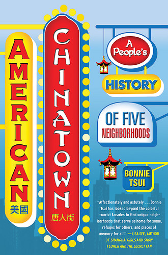 American Chinatown Cover