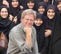 Interview with Rick Steves: 'Travel as a Political Act'