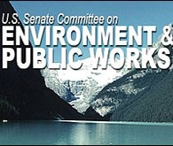 Canadian Rockies on US Senate Committee on Environment and Public Works website