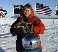 R.I.P. Dr. Jerri Nielsen FitzGerald, South Pole Physician