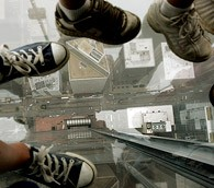 Photo We Love: The Glass Ledge at Chicago's Sears Tower