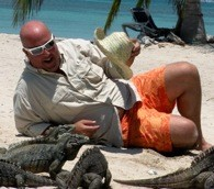 Interview With Andrew Zimmern: Travels in a 'Bizarre World'