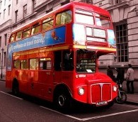 Hybrid Double-Decker Buses Debut in London