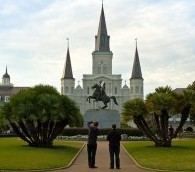 New Orleans: The Tourists are Back