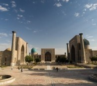 The Rise of Silk Road Tourism in Uzbekistan