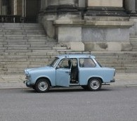 The Triumphant Return of the Trabant