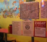 Are Zagat Ratings an Endangered Species?