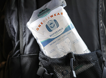 onederwear disposable underwear
