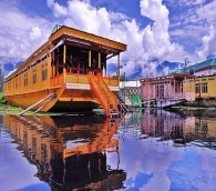 An End for Kashmir's 'Mughal Palaces on Water'?