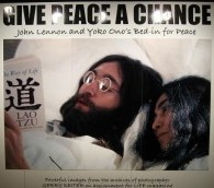 See This Now: 'Give Peace a Chance'
