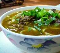 Beef Noodles in Taiwan, With a Persian Twist