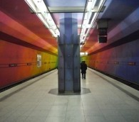 Photos: The World's Most Architecturally Interesting Subway Stations