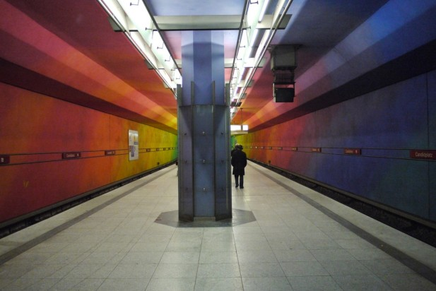 munich most interesting subway stations