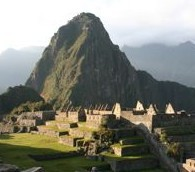 Repairs Begin at Machu Picchu