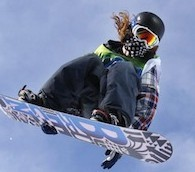 Photo You Must See: Shaun White Flying Over Vancouver