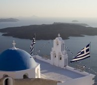 Travels in a Troubled Greece