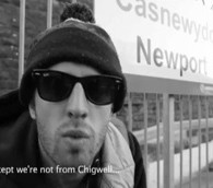 Video You Must See: 'Newport (Ymerodraeth State of Mind)'