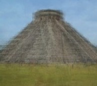 This is What Hundreds of Overlapping Photos of Chichen Itza Look Like