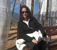 Interview with Lisa Napoli: 'Radio Shangri-La' in Bhutan