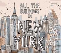 Drawing Every Building in New York City