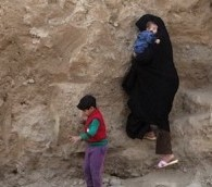 Photo You Must See: Burqas and a Baby in Kabul