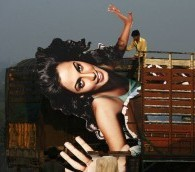 Photo You Must See: Bollywood, Sideways in Mumbai
