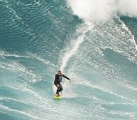 Photo You Must See: Big-Wave Surfing at Cow Bombie