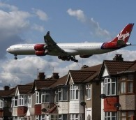 Photo You Must See: Virgin Over Heathrow