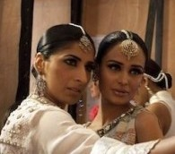 Photo You Must See: Models Strike a Pose in Karachi