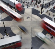 Photo You Must See: London's Oxford Circus From Above