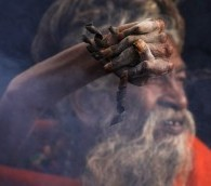 Photo You Must See: The Sadhu's Hand