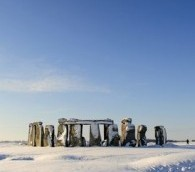 Photo You Must See: Stonehenge in the Snow