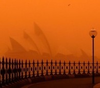 Photo You Must See: Dust Storm at the Opera House