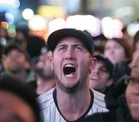 Photo You Must See: Yankee in Times Square