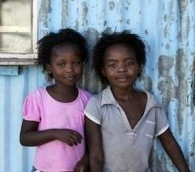 Photo You Must See: Two Girls in Cape Town