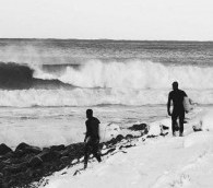Swells and Snow: Surfing Iceland's Cold Frontiers