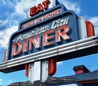 American City Diner, Washington D.C.