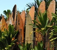 Hawaii, surfboards