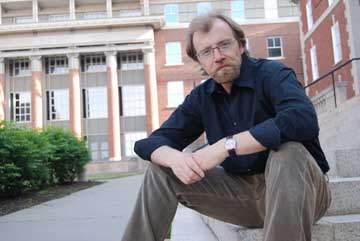 Loose in the Real World :  George Saunders, Author of The Braindead Megaphone