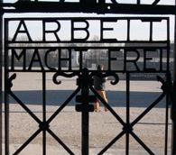 Dachau Camp Fence, Germany