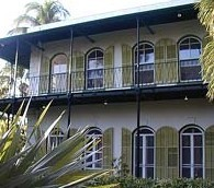 Hemingway's house, key west florida